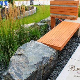 Accent Feature 44| B. Rocke Landscaping | Winnipeg, Manitoba