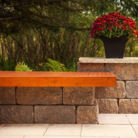 Accent Feature 6 | B. Rocke Landscaping | Winnipeg, Manitoba