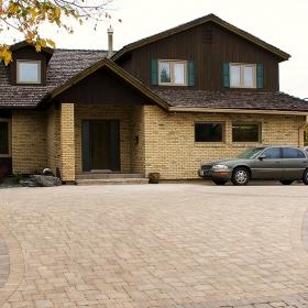 Paver Driveway 3 | B. Rocke Landscaping | Winnipeg, Manitoba