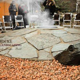 Fire Pit 14 | B. Rocke Landscaping | Winnipeg, Manitoba
