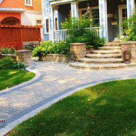 Paver Path 6 | B. Rocke Landscaping | Winnipeg, Manitoba