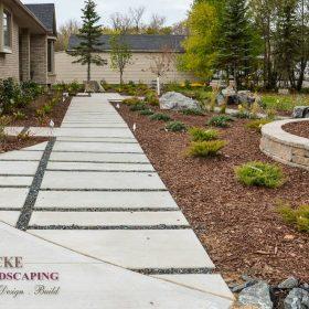Paver Path 22 | B. Rocke Landscaping | Winnipeg, Manitoba
