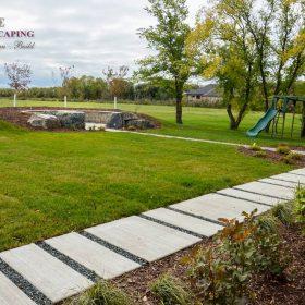 Paver Path 25 | B. Rocke Landscaping | Winnipeg, Manitoba