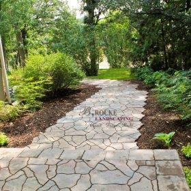 Paver Path 26 | B. Rocke Landscaping | Winnipeg, Manitoba