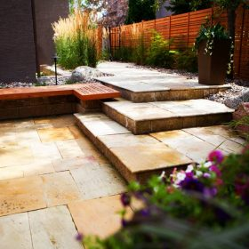 Paths and Walkways 1 | B. Rocke Landscaping | Winnipeg, Manitoba