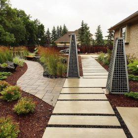 Paths and Walkways 2 | B. Rocke Landscaping | Winnipeg, Manitoba