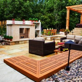 Patio 4 | B. Rocke Landscaping | Winnipeg, Manitoba