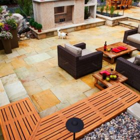 Patio 5 | B. Rocke Landscaping | Winnipeg, Manitoba