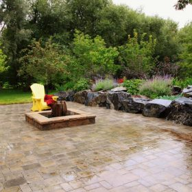 Patio 9 | B. Rocke Landscaping | Winnipeg, Manitoba