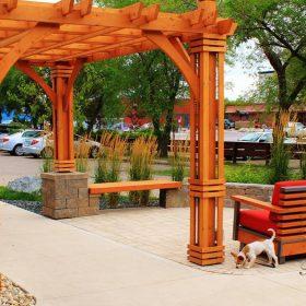Pergola 9 | B. Rocke Landscaping | Winnipeg, Manitoba