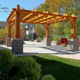 Pergola 24 | B. Rocke Landscaping | Winnipeg, Manitoba
