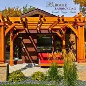 Pergola 25 | B. Rocke Landscaping | Winnipeg, Manitoba