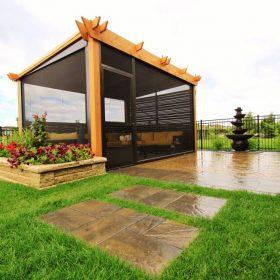 Pergola 5 | B. Rocke Landscaping | Winnipeg, Manitoba