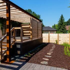 Pergola 8 | B. Rocke Landscaping | Winnipeg, Manitoba
