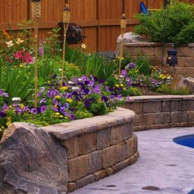 Pool Deck 8 | B. Rocke Landscaping | Winnipeg, Manitoba