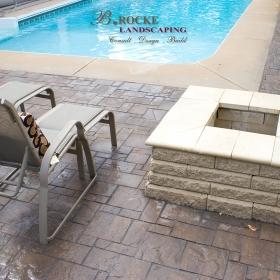 Pool Deck 7   B. Rocke Landscaping   Winnipeg, Manitoba