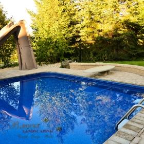 Pool Deck 10   B. Rocke Landscaping   Winnipeg, Manitoba