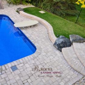 Pool Deck 11   B. Rocke Landscaping   Winnipeg, Manitoba