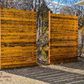 Privacy Screen 16 | B. Rocke Landscaping | Winnipeg, Manitoba