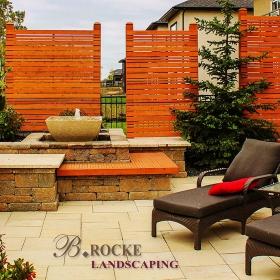 Privacy Screen 7 | B. Rocke Landscaping | Winnipeg, Manitoba