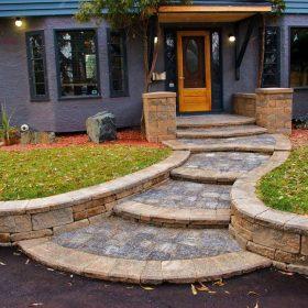 Steps 16 | B. Rocke Landscaping | Winnipeg, Manitoba