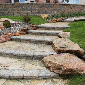 Steps 32   B. Rocke Landscaping   Winnipeg, Manitoba