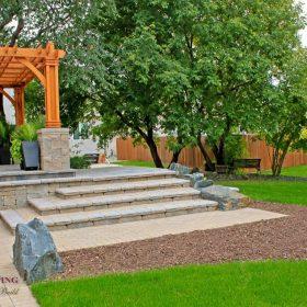 Steps 38   B. Rocke Landscaping   Winnipeg, Manitoba