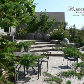Steps 13 | B. Rocke Landscaping | Winnipeg, Manitoba