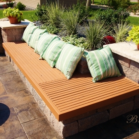 Accent Features - Landscape Design Gallery | B. Rocke Landscaping
