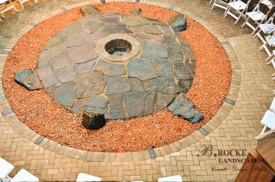Truth & Reconciliation Turtle Garden | B. Rocke Landscaping | Winnipeg, Manitoba