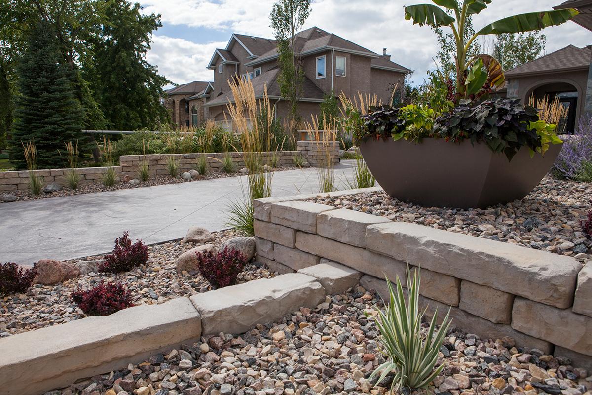 Luxurious Outdoor Living Pt 2 B Rocke Landscaping Calgary