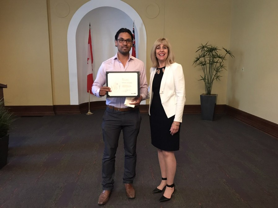 Sustainability Award | B. Rocke Landscaping | Winnipeg, Manitoba