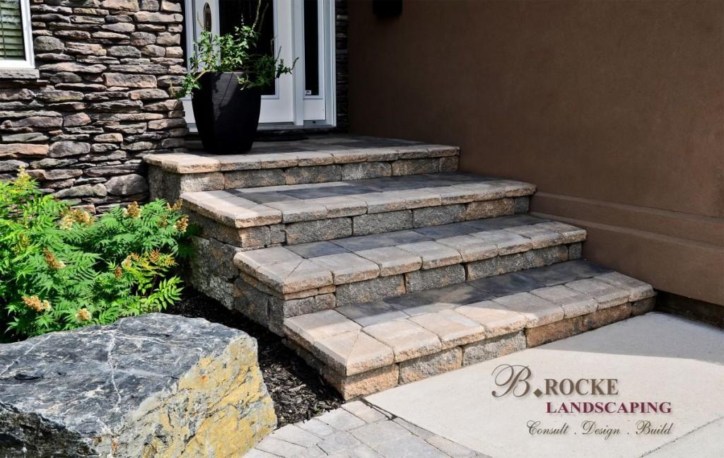 Design Trends | Step Cladding 2 | B. Rocke Landscaping | Winnipeg, Manitoba