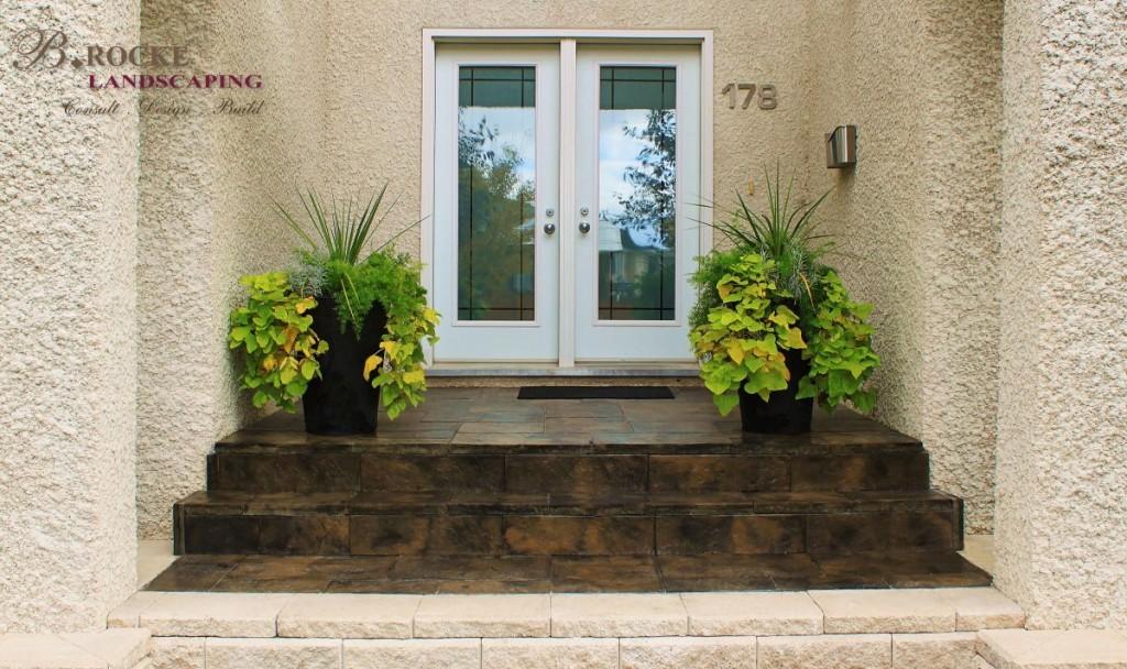 Design Trends | Step Cladding | B. Rocke Landscaping | Winnipeg, Manitoba